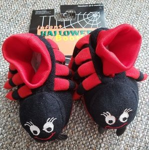Infant Halloween Booties